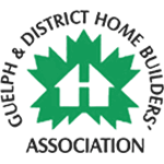 Guelph & District Home Builders' Association Logo